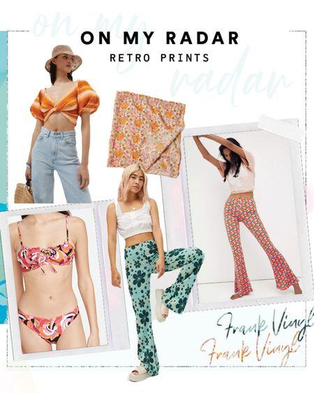 Retro inspired prints ! Trending http://liketk.it/3gC2D #liketkit @liketoknow.it #LTKstyletip #LTKunder100 #LTKunder50