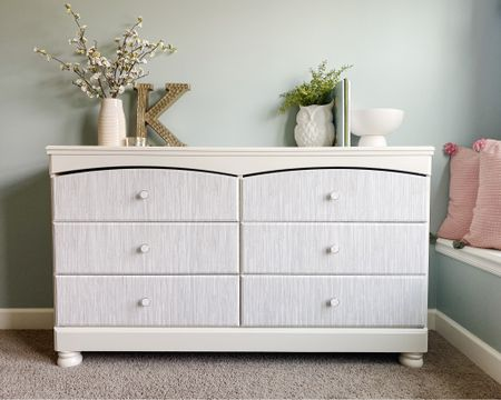 The DIY dresser project turned out so cute & I'm loving how easy it was to use peel n' stick wallpaper! I tagged all the products here for you, along with some cute decor pieces to go on top.   http://liketk.it/3jEuY #liketkit @liketoknow.it #LTKhome #LTKunder100 #LTKstyletip