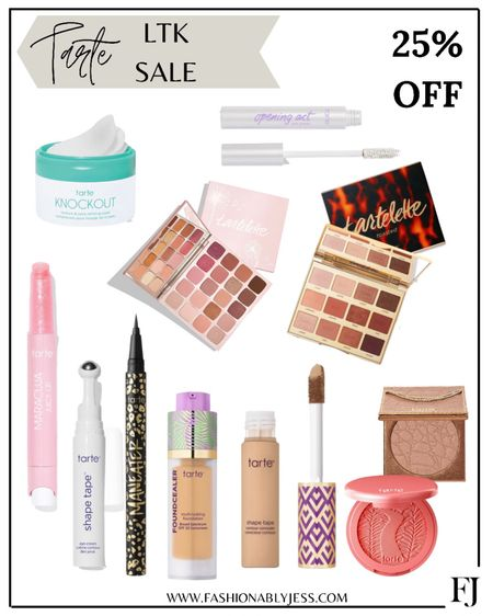 Tarte sale ends today http://liketk.it/3hyNw #liketkit @liketoknow.it #LTKunder100 #LTKunder50 #ltkday