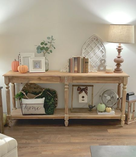 Fall home decor 🧡    Living room table  Fall decor  Home decor Sale On sale now  Halloween decor  Farmhouse style   #LTKstyletip #LTKhome #LTKsalealert