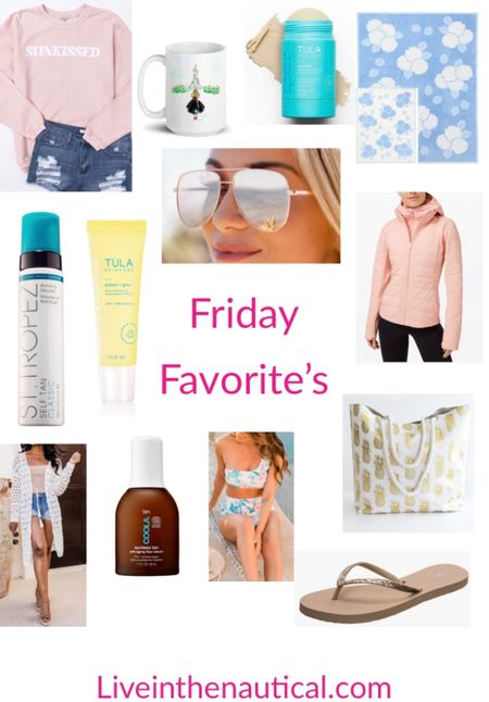 Products I have been loving and you guys have as well!   #tulasunscreen  #chappywraps  #lululemon  #pinklily   #LTKSeasonal #LTKbeauty #LTKhome