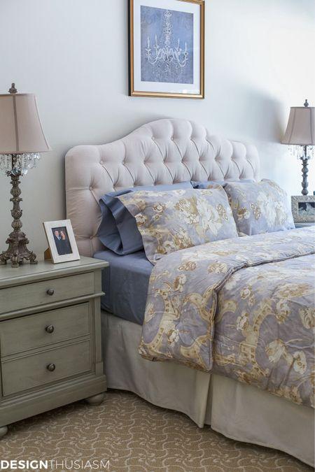 http://liketk.it/3jp3z #liketkit @liketoknow.it #LTKfamily #LTKstyletip #LTKhome downsizing the bedroom but keeping it fresh and light