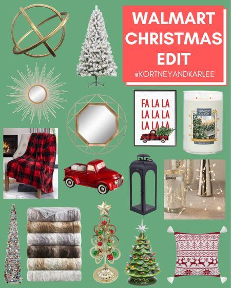 Walmart Christmas Edit!  Christmas home decor | Walmart Christmas decor | Walmart Christmas home decor | Walmart home decor | walmart decor | walmart home finds | walmart home favorites | Walmart home decor favorites | new Walmart home decor | Walmart winter home decor | winter home decor | winter home decor from Walmart | Kortney and Karlee | #Kortneyandkarlee @liketoknow.it #liketkit  #LTKunder50 #LTKunder100 #LTKsalealert #LTKstyletip #LTKSeasonal #LTKhome