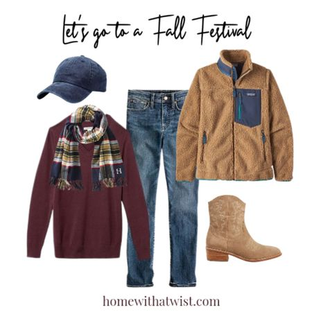 With all the festivals and hayrides this fall you need something warm and stylish to wear. http://liketk.it/3q4fS @liketoknow.it #liketkit #LTKSeasonal #LTKstyletip Screenshot or 'like' this pic to shop the product details from the LIKEtoKNOW.it app, available now from the App Store!