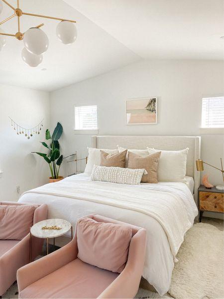 Bedroom decor - throw pillows - target   #LTKstyletip #LTKhome #LTKunder100