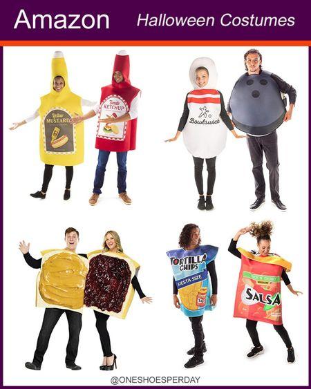 Amazon Halloween Costumes Couples        http://liketk.it/3pGmm @liketoknow.it #liketkit #LTKGiftGuide #LTKHoliday #LTKSeasonal #LTKfamily #LTKsalealert #LTKtravel #LTKunder50 #LTKFall #LTKSale #LTKGifts #Halloweencostumes #Halloweencostume #Pumpkins #Halloween Halloween Costume   Pumpkins   Pumpkin   Amazon Finds   Amazon Fashion