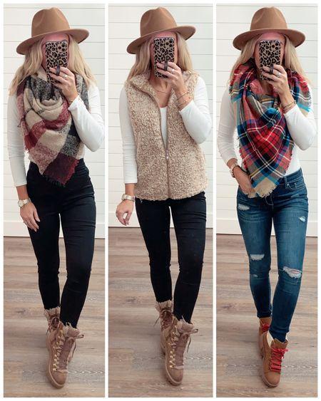 winter outfits under $50   http://liketk.it/2GErJ #liketkit @liketoknow.it #LTKunder50 #LTKunder100 #LTKsalealert