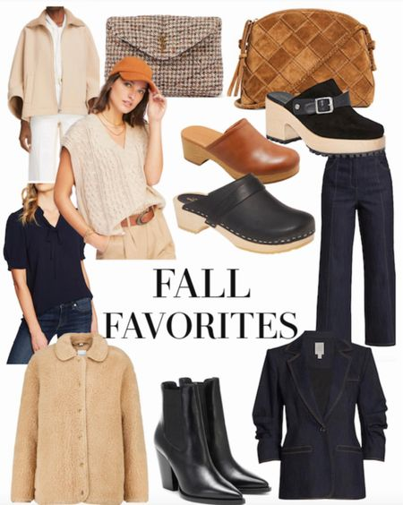 Last week's most popular post. Fall Fashion and outfit ideas. Including these cute clogs from Target under $40.  #LTKstyletip #LTKshoecrush #LTKSeasonal
