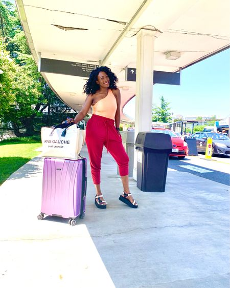 Let's Travel and be comfortable #fabletics #travelgear #luggage http://liketk.it/3hUof #liketkit @liketoknow.it #LTKunder100 #LTKstyletip #LTKsalealert You can instantly shop all of my looks by following me on the LIKEtoKNOW.it shopping app