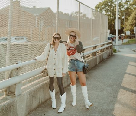 White boots for fall. White boots under $100. Public desire boots. Knee high boots. Boots on sale.   #LTKunder100 #LTKshoecrush #LTKstyletip