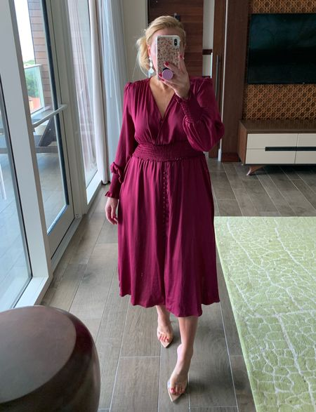 Linking fall and holiday dresses that can also be worn as wedding guest dresses.  Wearing a large.  #fall #fallfashion #fallstyle #fallcollection #falllook #falllookbook #falltrends fall amazon, fall outfit, fall style, amazon fashion, amazon outfit, amazon finds, amazon home, amazon favorite, fall outfit   #amazonfashion #amazon #amazonfinds #amazonhaul #amazonfind #amazonprime #prime #amazonmademebuyit #amazonfashionfind #amazonstyle   Amazon dress, amazon deal, amazon finds, amazon must haves, amazon outfits, amazon gift ideas, found it on amazon  #affordablefashion #amazonfashion #dresses #affordabledresses #amazondress #falldress #winterdress #amazon #amazonfinds #amazonmaxi #amazonmaxidress #maxidress #fallmaxidress #vacay #vacaylook #vacalooks #vacationoutfit #fallvacationoutfit #falloutfits #falloutfit #vacation #vacationfall #vacationfinds #vacationfind #vacationlooks #fall #vacayoutfits #vacayoutfitinspo #vacationoutfitinspo #falldress #falldresses #fallwear #falllooks #falllookscasual #falloutfitscasual #falloutfitcasual #fallvacay #vacationfashion #vacationstyle #fallfashion #fallstyle #weddingguestdress #fallweddingguest     #LTKwedding #LTKHoliday #LTKunder100