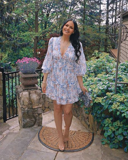 http://liketk.it/3f2US #liketkit @liketoknow.it #LTKunder50 #LTKunder100 #LTKshoecrush this dress is such a great find, only $22 with sure fast shipping 🥰 I'm wear Shop my daily looks by following me on the LIKEtoKNOW.it shopping app ing small and it fits perfectly  Zimmerman, dupes, dupe, Zimmerman dupe, dresses, dress, spring, floral, You can instantly shop my looks by following me on the LIKEtoKNOW.it shopping app