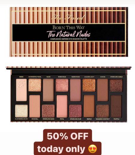 A beauty steal you want to grab! 50% OFF today only!   #LTKbeauty #LTKsalealert #LTKunder50