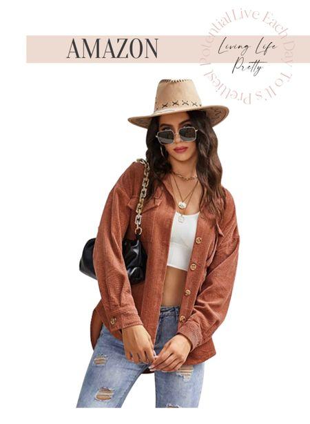 Amazon fashion Amazon shacket   #LTKSeasonal #LTKunder50 #LTKstyletip