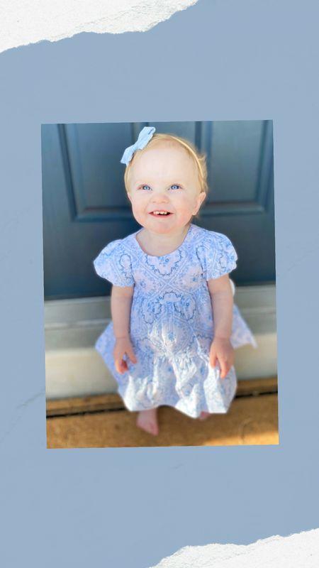 Easter  Mommy and me Matching Spring dress Born on fifth  Dillards  #LTKSeasonal #LTKfamily #LTKbaby
