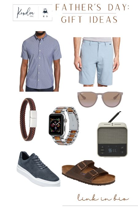 Father's Day Gift Guide: casual dad attire. The perfect pieces for summer!  http://liketk.it/3hySR #liketkit @liketoknow.it #LTKmens #LTKunder100 #LTKstyletip