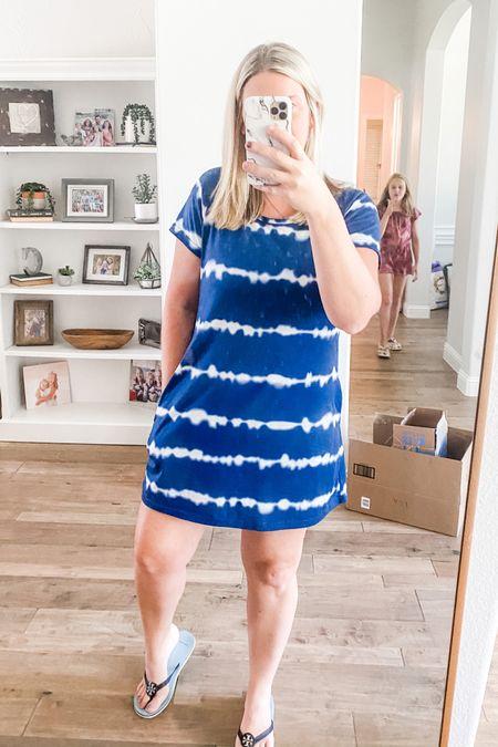 The best little throw on dress from Amazon!   #LTKunder50 #LTKstyletip #LTKtravel