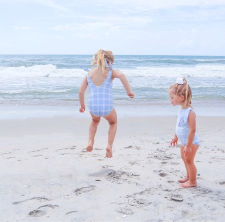 Minnow swim! Love these suits for the girls   #LTKbaby #LTKfamily #LTKkids