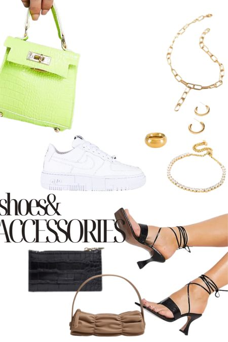 shoes & accessories THE CASUAL BASICS summer edit.   #LTKstyletip #LTKSeasonal
