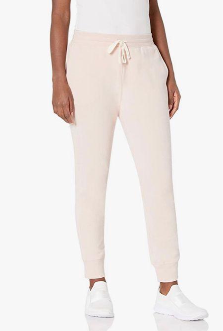 Amazon prime day deal.  Athletic jogger pants.  #LTKsalealert #LTKstyletip #LTKunder50
