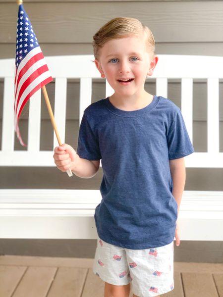 Toddler boy Fourth of July clothing http://liketk.it/3iXTT #liketkit @liketoknow.it #LTKkids