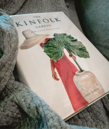 The Kinfolk Garden  gorgeous gardening book 📚 helpful for beginner gardeners and plant lovers alike (and beautiful coffee table book) #kinfolk #garden #gardening #book  #LTKSeasonal #LTKhome