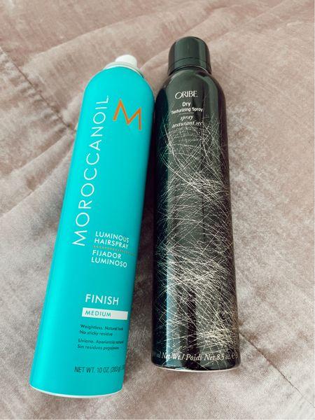 Hair spray & Texture Spray  - love both    #LTKunder50 #LTKbeauty #LTKunder100