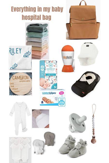 Hospital baby bag #LTKbaby #LTKfamily #LTKbump http://liketk.it/38Inj #liketkit @liketoknow.it