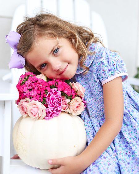 Florals that work for Fall! 💐   #LTKSeasonal #LTKkids #LTKstyletip