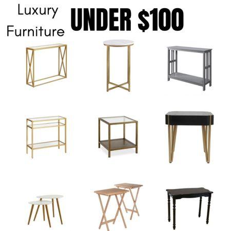Luxury style home furnishings under $100  #liketkit @liketoknow.it http://liketk.it/3gMTE #LTKhome #LTKsalealert #LTKunder100