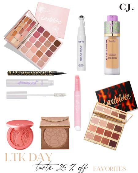 Ltk day tarte sale!   #LTKbeauty