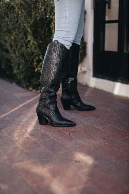 Schutz boots #chic #fallboots   #LTKSeasonal