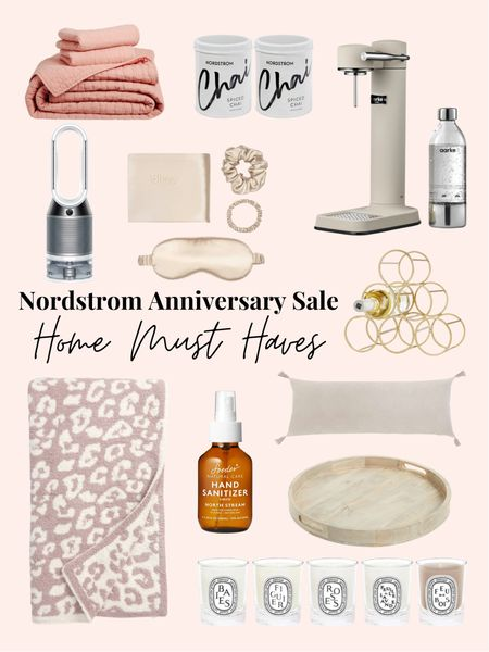 The Nordstrom Anniversary Sale is here and you do not want to miss out! Here are some of my favorite home items that are all on sale at Nordstrom. Barefoot dreams blankets, luxury candles, you name it they got it.   #LTKsalealert #LTKhome #LTKunder100