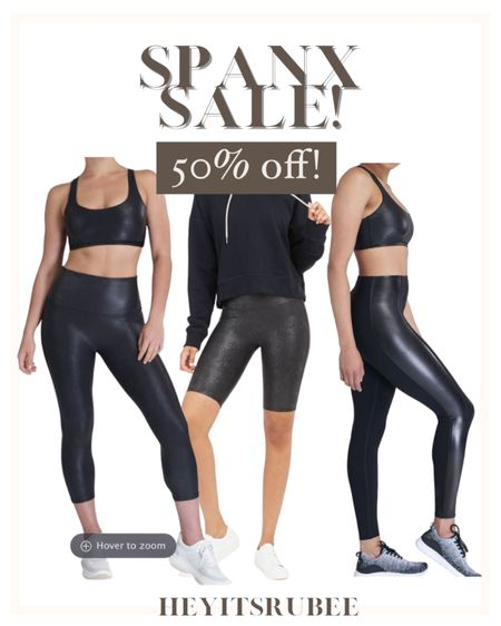 SPANX sale! 50% off! Shop your screenshot of this pic with the LIKEtoKNOW.it shopping app #LTKfit http://liketk.it/3iRWi @liketoknow.it #liketkit