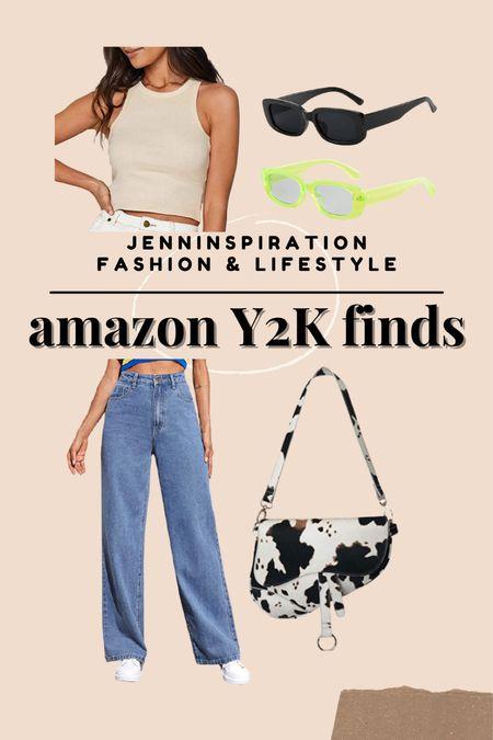 Y2K Style from Amazon under $30   #LTKsalealert #LTKbeauty #LTKSeasonal