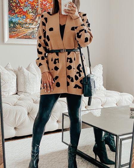 Loving this leopard cardigan from amazon prime. I'm wearing size small @liketoknow.it #liketkit #rStheCon #LTKunder50 #LTKswim http://liketk.it/2WJKm