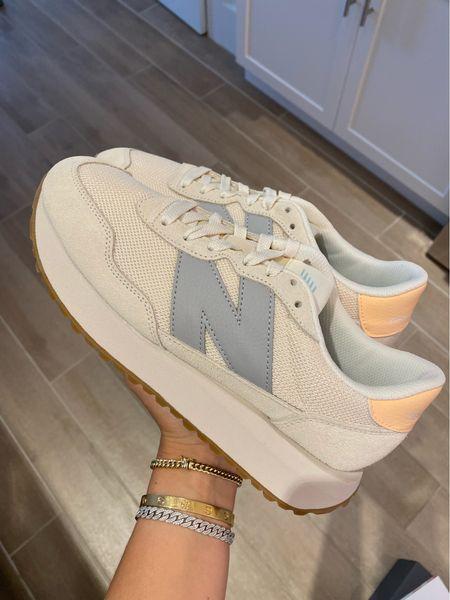 New balance cute sneakers- true to size!   #LTKshoecrush