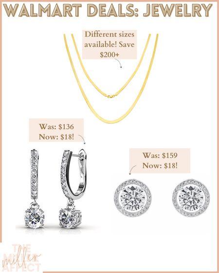 These jewelry savings are so amazing!!!🙌🏼 http://liketk.it/3hZYO #liketkit @liketoknow.it #LTKsalealert #LTKunder50 #LTKunder100