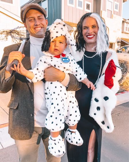 101 Dalmatians 🐾 so much fun being Cruella Deville!  http://liketk.it/306lZ @liketoknow.it #liketkit #LTKunder100 #LTKunder50 #LTKbaby