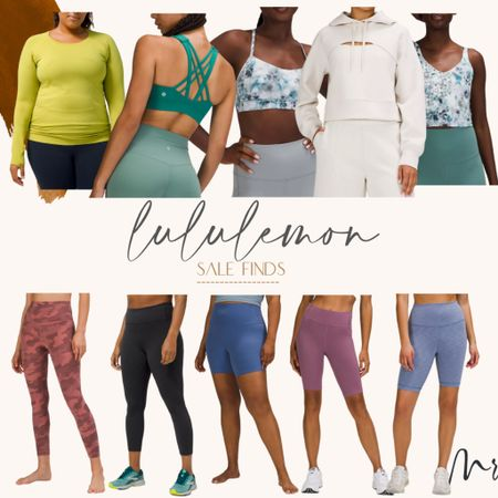 Lululemon sale finds #lululemonsale #alignleggins #getfit #lululemon  #LTKstyletip #LTKsalealert #LTKfit