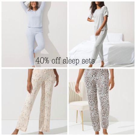 40% off select sleep sets   #LTKsalealert #LTKGiftGuide #LTKunder50