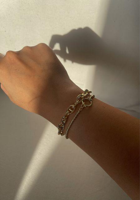 New gorjana pickups🤍 #LTKjewelry #LTKaccessories