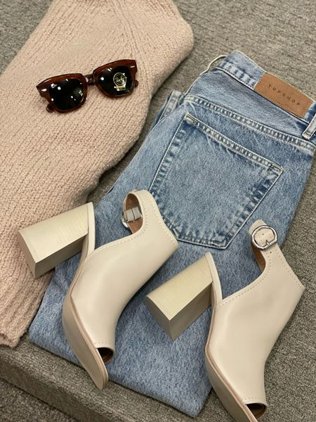 Love this neutral mule sandal to transition into fall with. Under $100 in Nordstrom Anniversary sale #nsale and comes in multiple colors   #LTKstyletip #LTKunder100 #LTKshoecrush