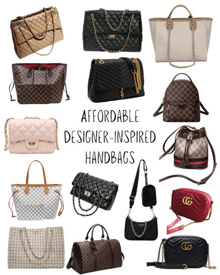 Affordable designer-inspired handbags under $200! 🙌🏼   #LTKsalealert #LTKunder100 #LTKitbag