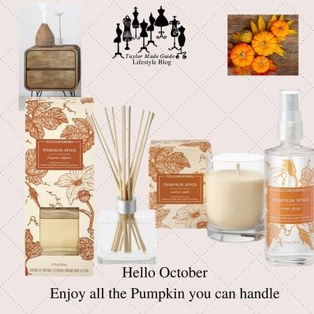 Tis the season. Get this holiday season started by investing in this wonderful beautiful scent of pumpkin spice from Williams-Sonoma #williamsonoma  #LTKHoliday #LTKSeasonal #LTKhome
