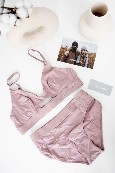The most stunning sustainable organic underwear ever! 💜 @organicbasics Tencel Lite in Dusty Rose! http://liketk.it/3aLe5 #liketkit @liketoknow.it #LTKhome #LTKunder100 #LTKunder50 @liketoknow.it.home