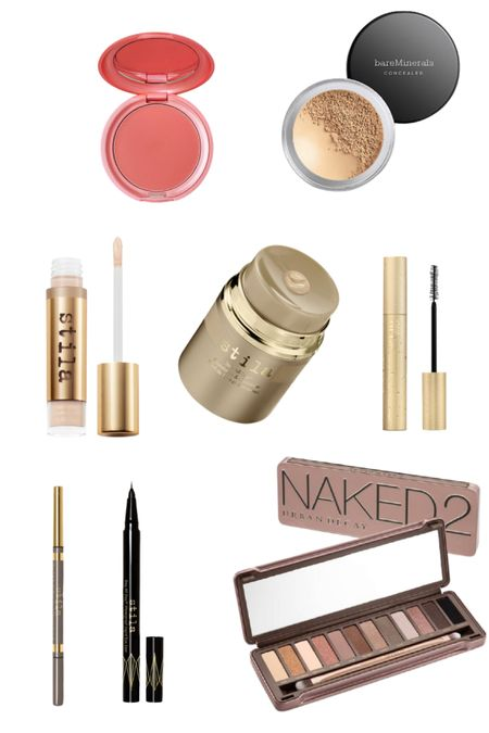 Makeup for maternity shoot! I would say all of these products are medium coverage and eyeliner/mascara is good for all day!  http://liketk.it/36bsi #liketkit @liketoknow.it #LTKunder50 #LTKbeauty #LTKstyletip