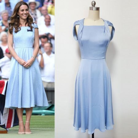 Replikate dress on Etsy #vintage #retro #midi #mod #bridesmaid #maidofhonor  #LTKstyletip