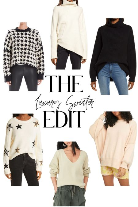 Thick Knits for Fall   #LTKSeasonal #LTKstyletip