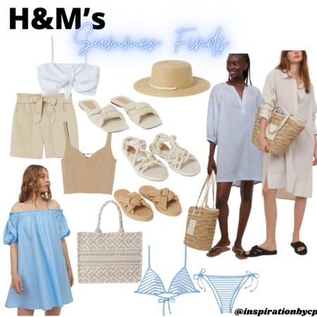 H&M summer essentials. Comfort and style. http://liketk.it/3jRBq @liketoknow.it.brasil @liketoknow.it.europe @liketoknow.it.family @liketoknow.it.home @liketoknow.it #liketkit #LTKtravel #LTKstyletip #LTKswim